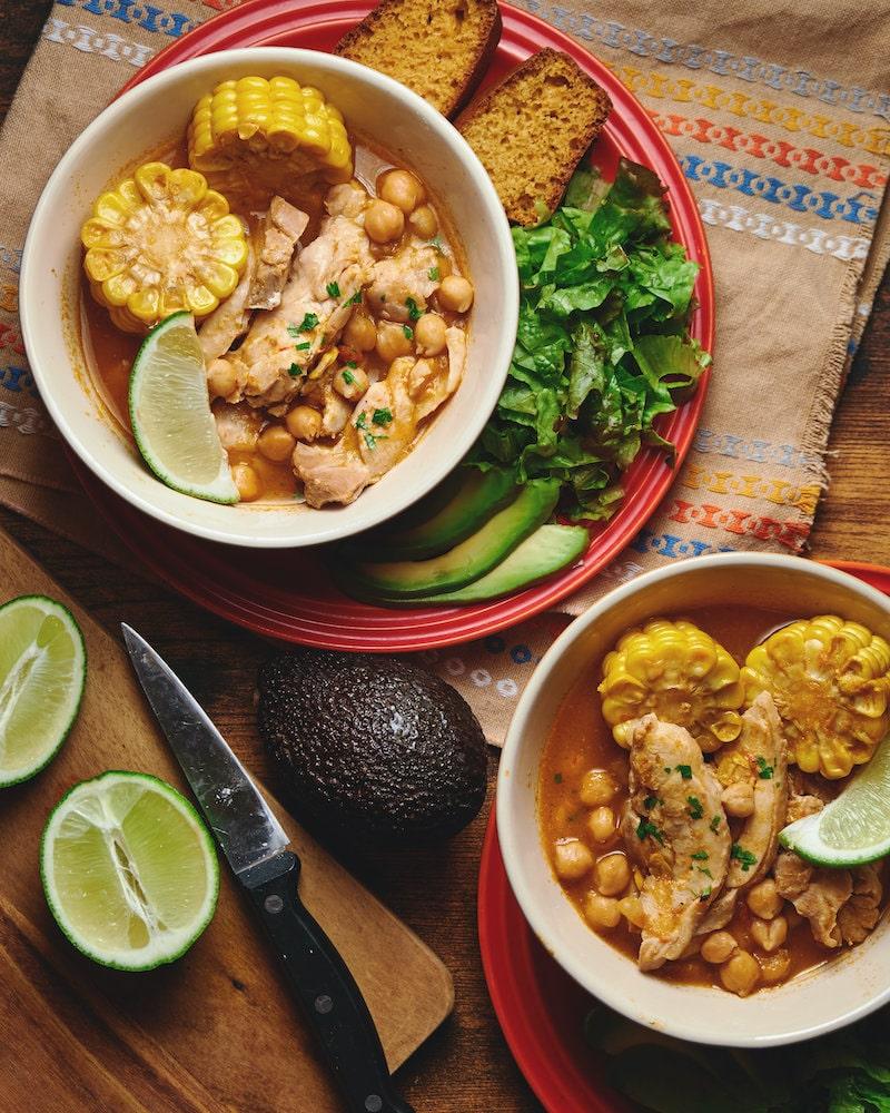 メキシカンなスープ、ポソレ|クーラーで実は身体冷えてませんか?